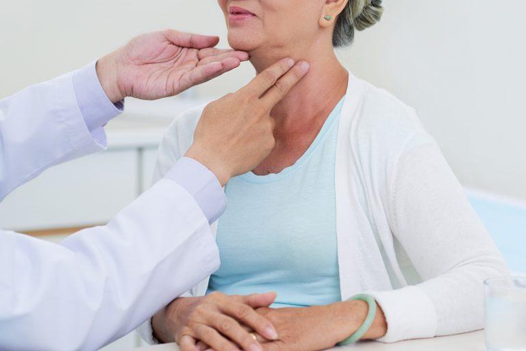 甲狀腺射頻消融